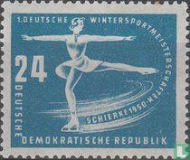 Winter sports championships