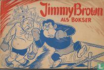 Jimmy Brown als bokser