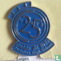 25 years Guido de Brès - Christian High School