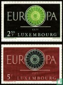 Europa – Spaakwiel