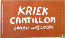 Kriek Cantillon