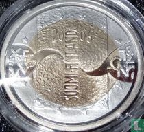 """Finland 50 euro 2006 (PROOF) """"Finnish Presidency of the European Council"""""""