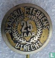 25 jaar Slagerij F. Tebbens Utrecht