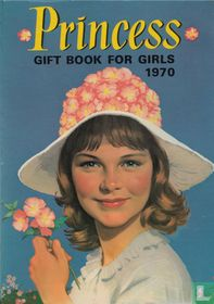 Princess Gift Book for Girls 1970