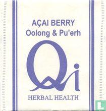 Açai Berry Oolong & Pu'erh