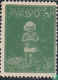Christmas stamp 1915