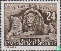 Dierentuin Leipzig 75 jaar