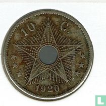 Belgian-Congo 10 centimes 1920