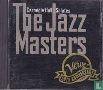 Carnegie hall salutes the Jazz masters