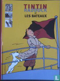 Tintin, Haddock et les bateaux