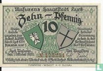 Luyck 10 Pfennig