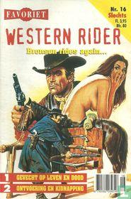 Western Rider 16