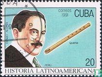 Latijns Amerikaanse Historie