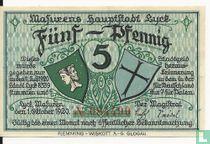 LYck 5 Pfennig 1920
