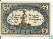 Freienwalde 5 Pfennig 1920