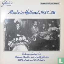 Made in Holland, 1937-'38