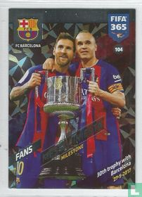 Messi / Iniesta