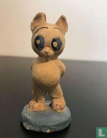 Tom Poes figurine Otex (Color variant?)