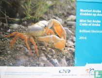 "Aruba mint set 2016 ""Crabs of Aruba"""