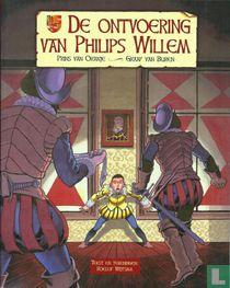 De ontvoering van Philips Willem - Prins van Oranje - Graaf van Buren