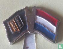 SFOR + Nederlandse Vlag