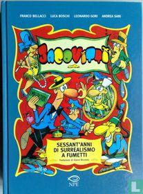 Jacovitti - Sessant' anni di surrealismo a fumetti