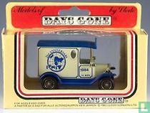 Ford Model-T Van '21 Anniversary IPMS'