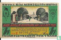 Bückeburg 1 Mark 1921
