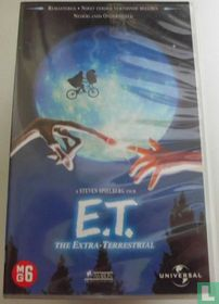 E.T. The Extra -Terrestrial