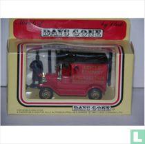 Ford Model-T Van 'Rescue Company PBF'