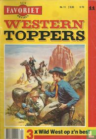 Western Toppers Omnibus 11