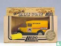 Ford Model-A Van 'Ryder'