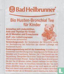 Bio Husten-Bronchial Tee für Kinder