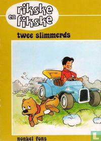 Twee slimmerds