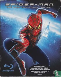 Spider-Man High Definition Trilogy [volle box]