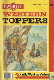 Western Toppers Omnibus 10