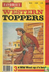 Western Toppers Omnibus 16