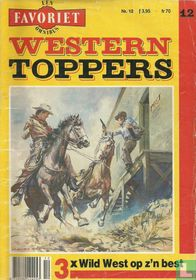 Western Toppers Omnibus 12