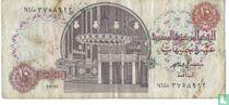 Egypte 10 Pounds 1974