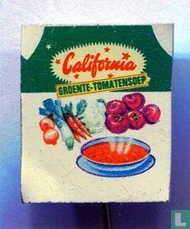 California Groente-tomatensoep