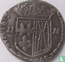 France ¼ ecu 1619 (M)