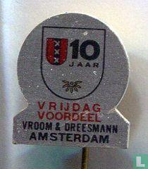 10 Jaar Vrijdag Voordeel Vroom & Dreesmann Amsterdam