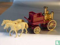 Horse drawn Fire Engine 'BIFBAC II'