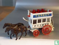 Horse drawn Omnibus 'Oakey's Putney'