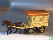 Horse drawn Delivery Van 'Pepperidge Farm'