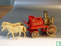Horse drawn Fire Engine 'P.B.F.'