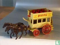 Horse drawn Omnibus 'Pears'