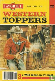 Western Toppers Omnibus 22