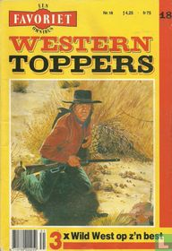Western Toppers Omnibus 18