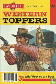 Western Toppers Omnibus 23